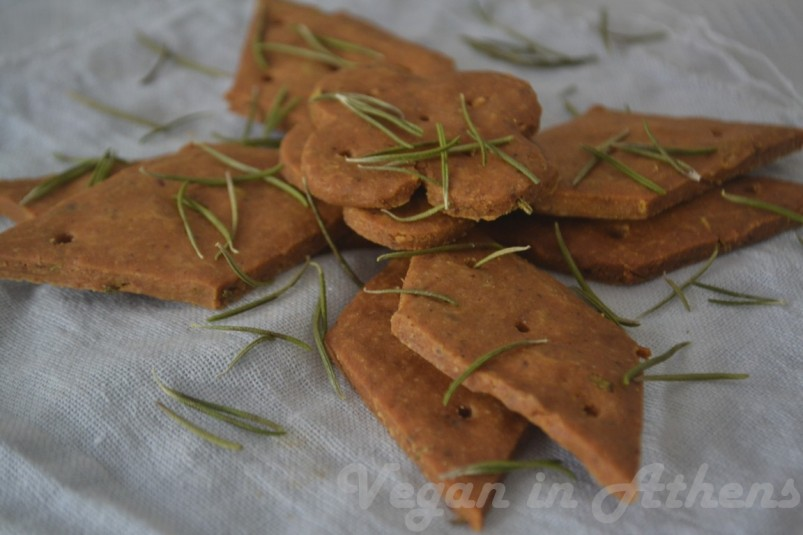 rosemary crackers 4